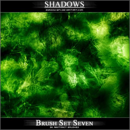 Shadows Brush Set