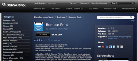 remote printing software