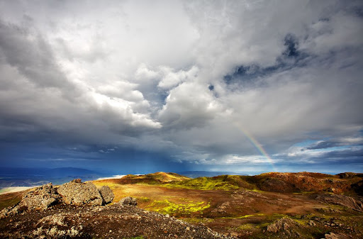 Hengill Mountain, Iceland - Landscape photography