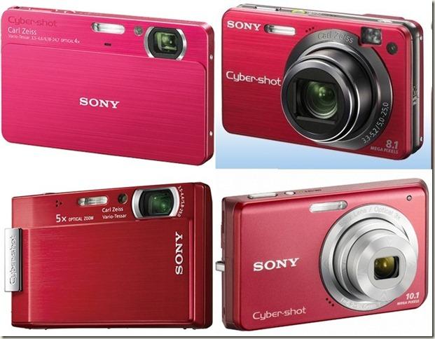 Sony-Cyber-shot-DSC-T700-Red-tile