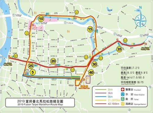 台北富邦路線圖