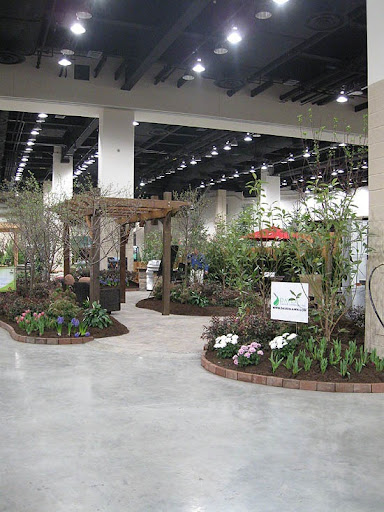 Today Was The First Day Of The Indianapolis Home And Flower Show At Lucas  Oil Stadium. I Was There Pretty Early After Opening And So Excited To Get  The ...