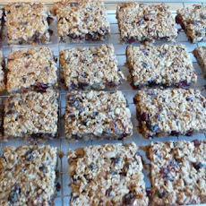 Fruit 'n Oat Bars