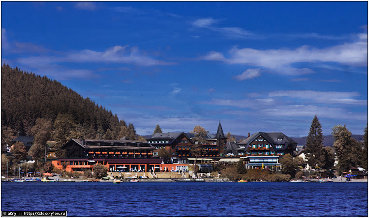 Germany : Schwarzwald : Titisee
