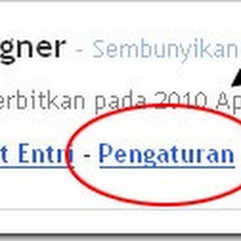 Cara Mengatur Domain di Blogspot | Tips Blogspot | Mengatur Domain  Custom