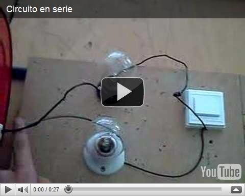 Circuito Electrico Simple De Una Casa : Circuitos en serie y paralelo 2 experimentos caseros