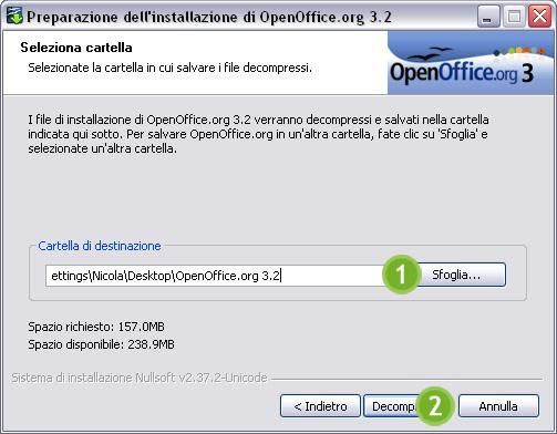 Scaricare e installare Office gratis
