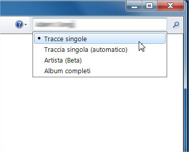Come scaricare gratis MP3 con Songr