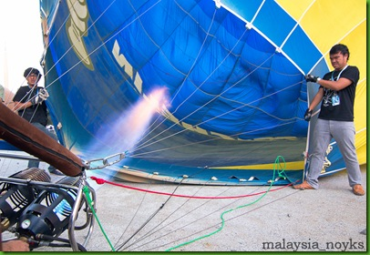 Hot Air Balloon Putrajaya 2011 (2)