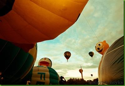 Hot Air Balloon Putrajaya 2011 (7)