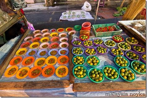 Satok market, kuching 15