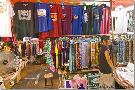 Satok market, kuching 18