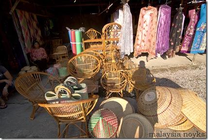 Serikin Market, Sarawak 23