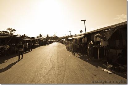 Serikin Market, Sarawak 37