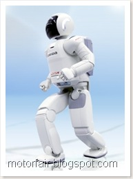 asimo robot