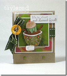 FS172 matchbook treat
