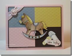 rocking horse LSC209 CC214