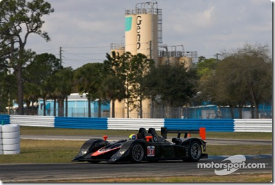 15-20.03.2010 Sebring International Raceway, USA, #37 Intersport Racing Lola B06/10 AER: Jon Field, Clint Field