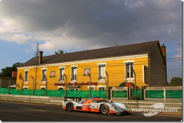 04-11.06.2010 Le Mans, France, #007 Aston Martin Racing Lola Aston Martin: Harold Primat, Stefan Muecke, Adrian Fernandez