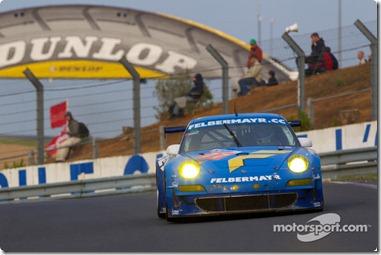 04-11.06.2010 Le Mans, France, #77 Team Felbermayr-Proton Porsche 911 GT3 RSR: Marc Lieb, Richard Lietz, Wolf Henzler