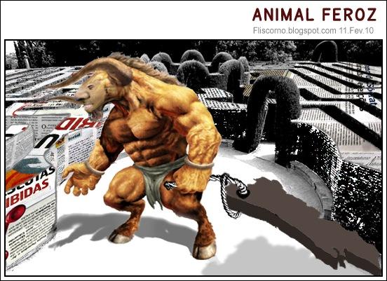 animal feroz