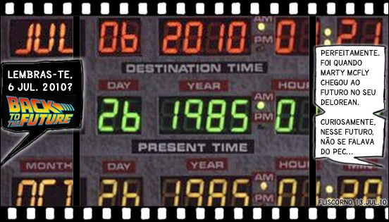film strip - back to the future