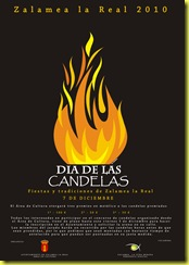 CARTEL CANDELAS 2010