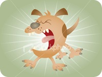 barking-cartoon-dog