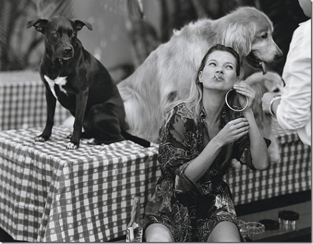 photographed by Bruce Weber