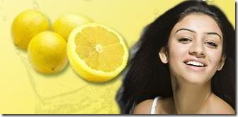 Lemon Good for Skin