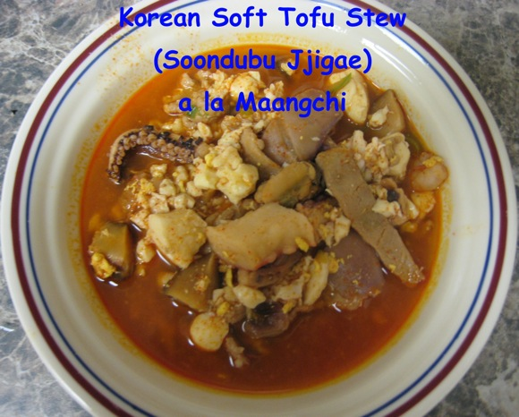 Housewife in Training: KOREAN SOFT TOFU STEW (SOONDUBU ...