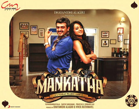 Download Mankatha MP3 Songs