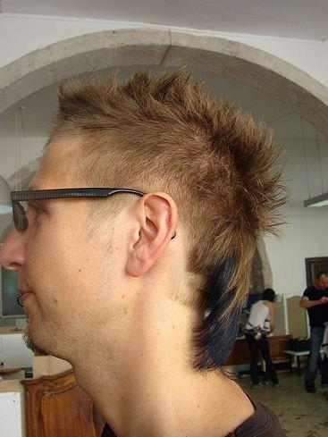 mature mens hairstyles. mens haircut short with