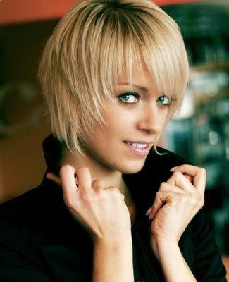 victoria beckham hair pixie. life by Victoria Beckham
