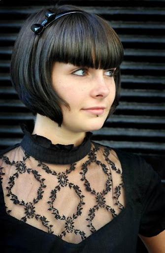 most popular hairstyles for 2009. 2010 Popular Short Hairstyle