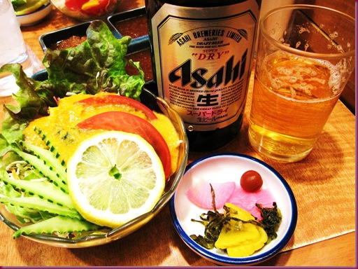 steak house satou tokyo asahi beer