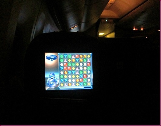 thai airways inflight entertainment