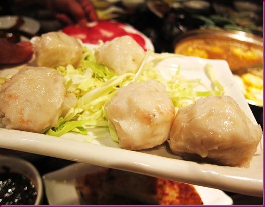 hotpot shrimp balls