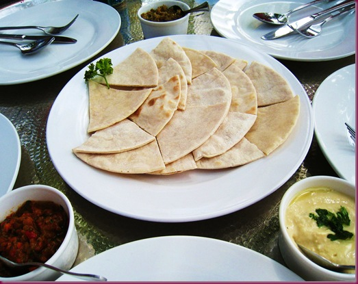 kasbah boracay pita bread
