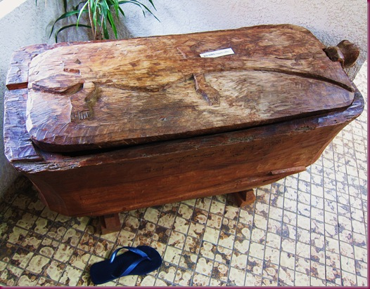 bontoc coffin