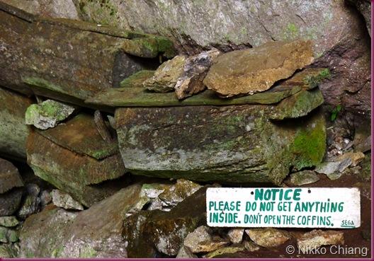 burial cave sagada