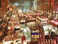 Рождественский базар в Гринвиче