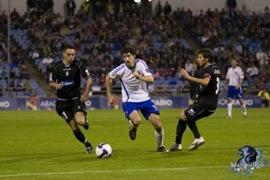 Xerez vs Zaragoza