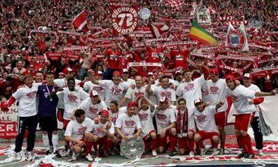 Bayern Mucnich, Campeón de la Bundesliga de Alemania
