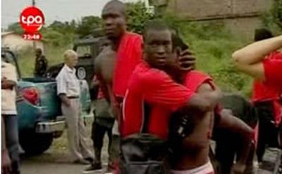 Selección de Togo