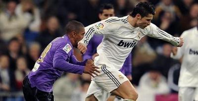 Suspenden por dos partidos a Cristiano Ronaldo
