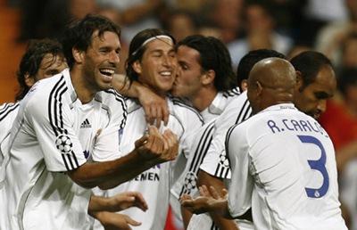 Real Madrid  3, Espanyol  0