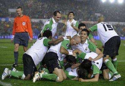 Racing Club de Santander a Semifinales Copa del Rey