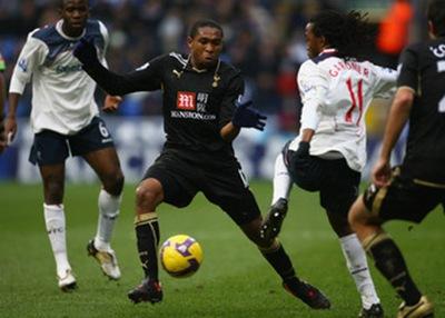 Tottenham Hotspur vs Boilton Wanderers
