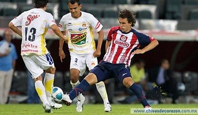 Morelia vs Chivas de Guadalajara